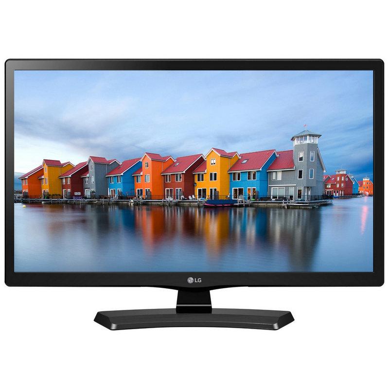 24'' LED TV, 720P, 60Hz, 1366X768