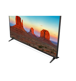 LG 65UK6090 - 65-in. 4K HDR Smart LED UHD TV w/ AI ThinQ
