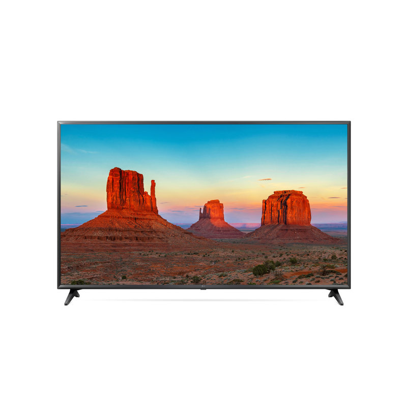 65-in. 4K HDR Smart LED UHD TV w/ AI ThinQ
