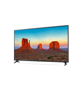LG 55UK6090 - 4K HDR Smart LED UHD TV w/ AI ThinQ