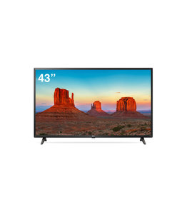 LG 43UK6090 - 43-in. 4K HDR Smart LED UHD TV