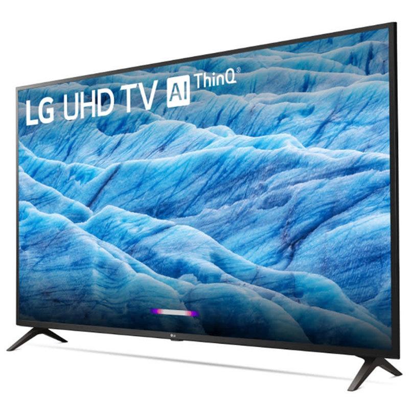 49'' IPS 4K UHD HDR 60hz, webOS 4.5 SmartTV