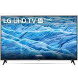 LG 49'' IPS 4K UHD HDR 60hz, webOS 4.5 SmartTV