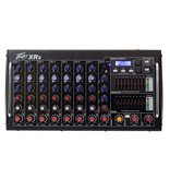 Peavey 8Ch Powered Box Mixer Stereo 2x1000w @ 4ohms w/Dfx
