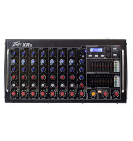 Peavey XR-S - 8Ch Powered Box Mixer Stereo 2x1000w @4ohms w/Dfx