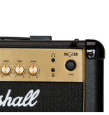 Marshall MG 15w 2-Channel Solid-State Combo Amplifier with Reverb & MP3 Input