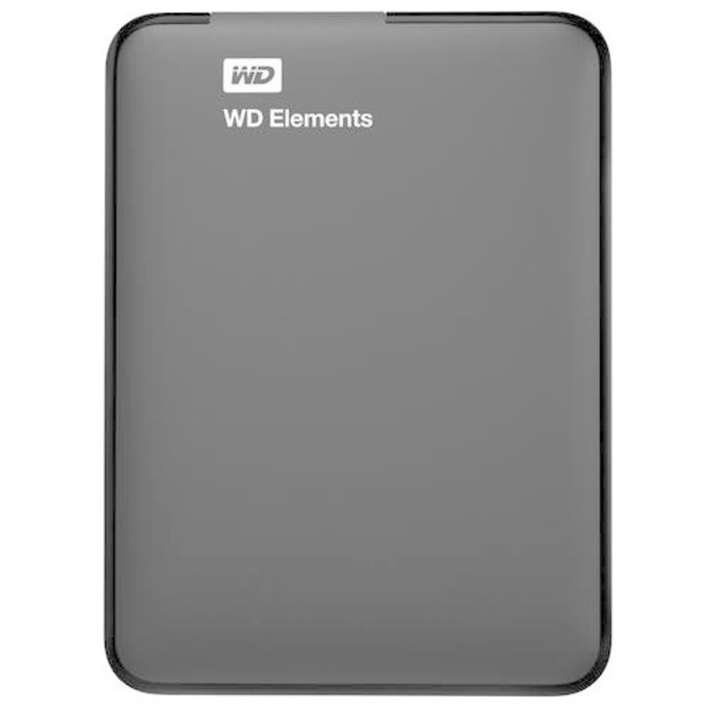 WD 3TB Elements 3TB Portable External Hard Drive - USB 3.0