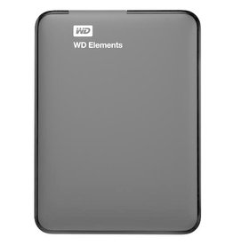 Western Digital WD 2TB Elements Portable External Hard Drive - USB 3.0