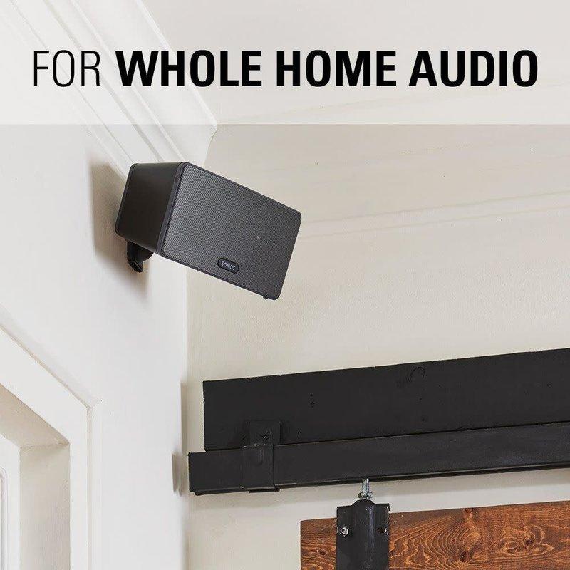 Tilt and Swivel Wall Mount for wireless speakers (ea.)