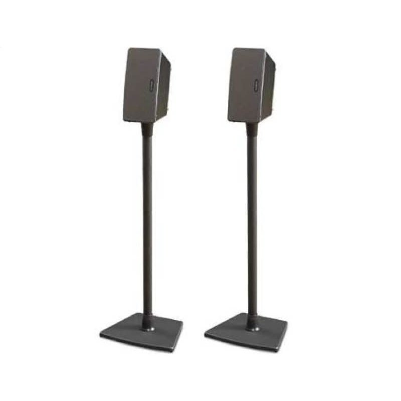 Speaker Stands For Sonos Play Black (pair)