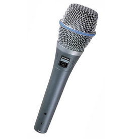 Shure BETA87C - Cardioid Condenser Microphone For Vocal Applications