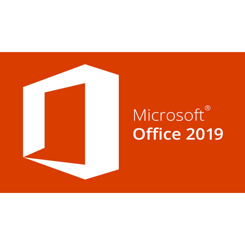 Office PC/Mac 2019 Home & Student (1-User) Medialess