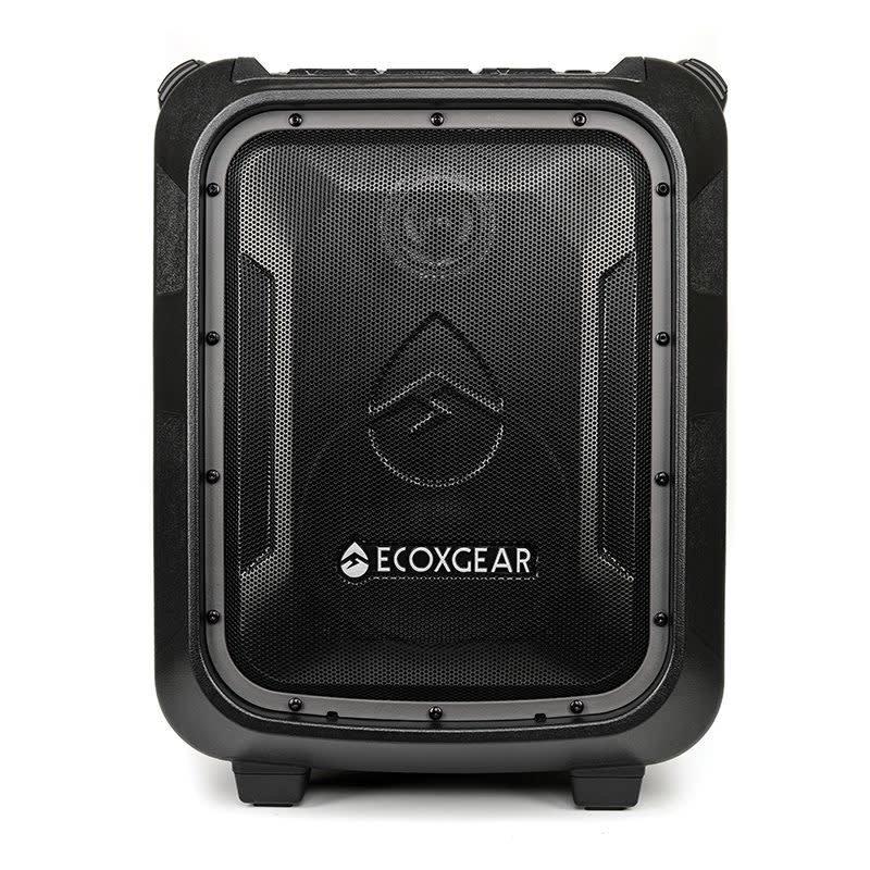 ECO BOULDER Plus Outdoor Bluetooth Speaker 100w w/AM FM Radio