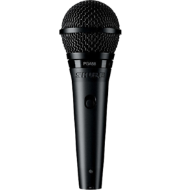 Shure PGA58-XLR - Cardioid Dynamic Microphone With Switch & Xlr Cable