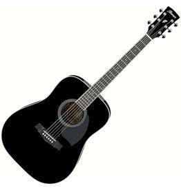 Ibanez Performance Series Dread. Acoustic  Black - PF15-BK