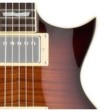 ESP LTD Electric Guitar Dark Brown Sunburst