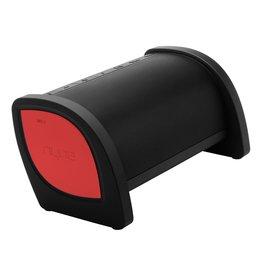 Nyne BASS-SPORT - Bass Bluetooth 4.0 Speaker Black/Red