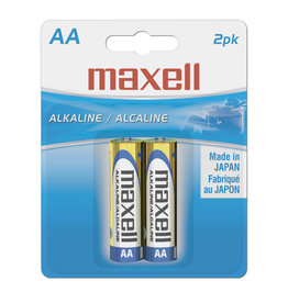 Maxell 723407  - AA 2 Pack