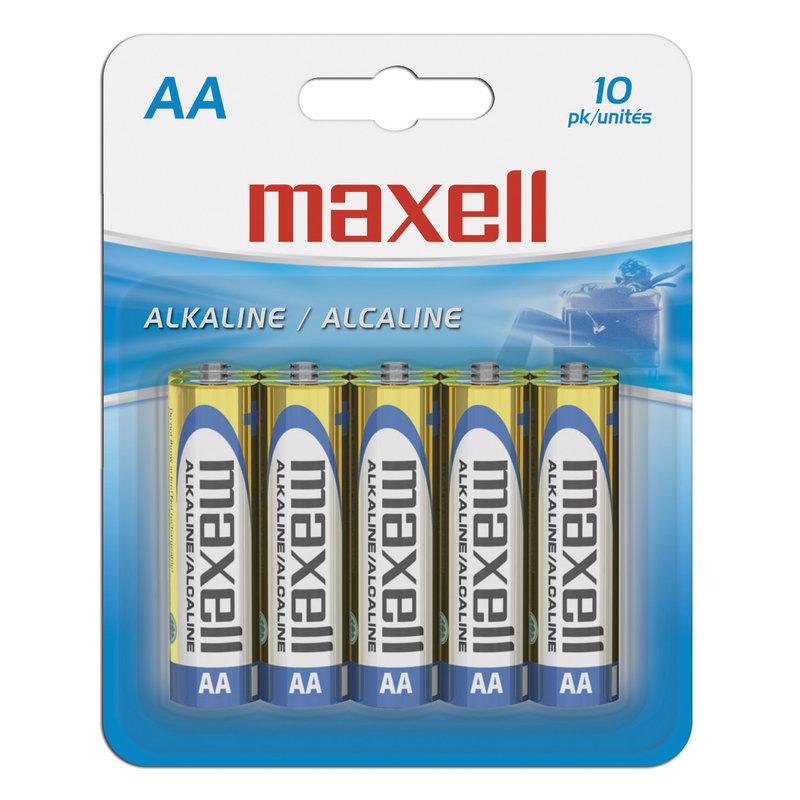 AA 10 Pack