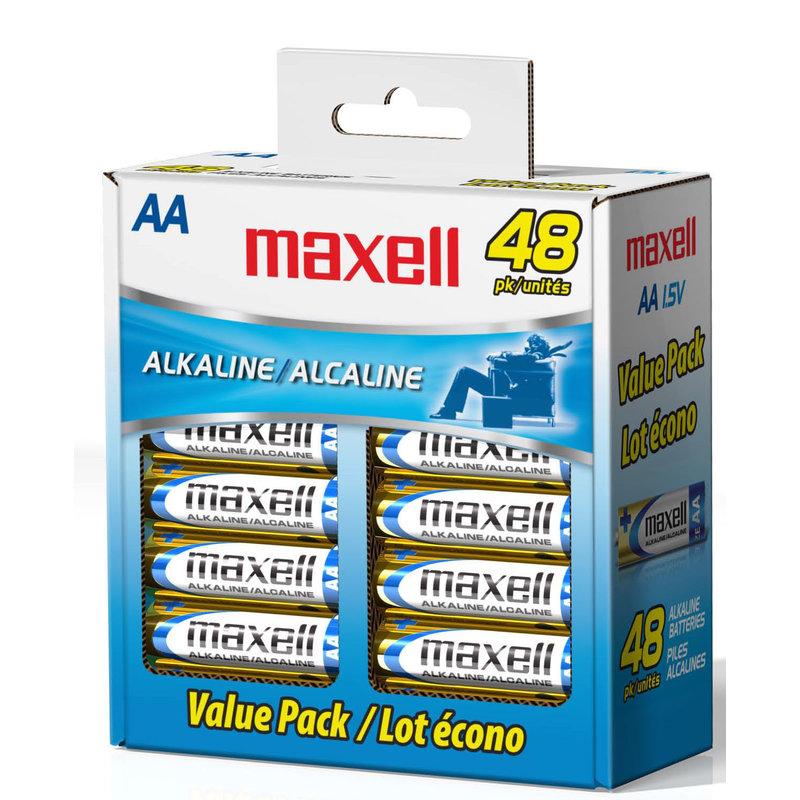 AA 48 Pack