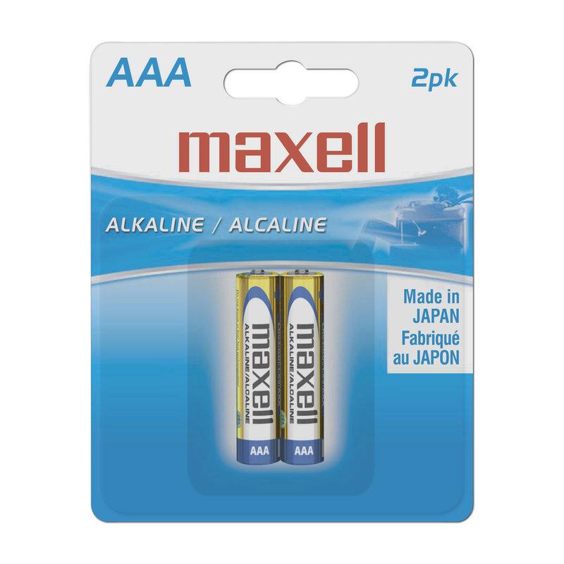 Maxel AAA 2Pk