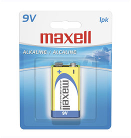 Maxell 721110 - 9-Volt Battery 9v