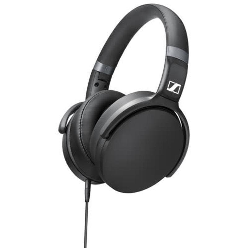 HD4.30i - Sereis 4 Headphones (ios) - Black
