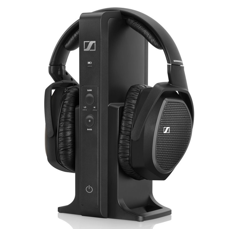 Wireless Headphones W/ Stand
