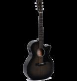 Sigma Guitars Sigma Grand Solid Sitka Spruce Elec/ Acoustic w/ Fishman