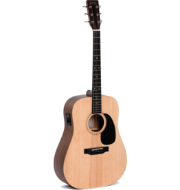 Sigma Guitars DME+ - Sigma Electric Acoustic Guitar w/tuner