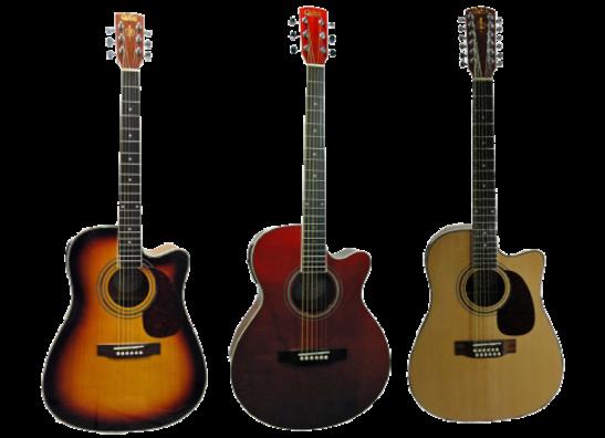 Elec/Acoustic Guitars