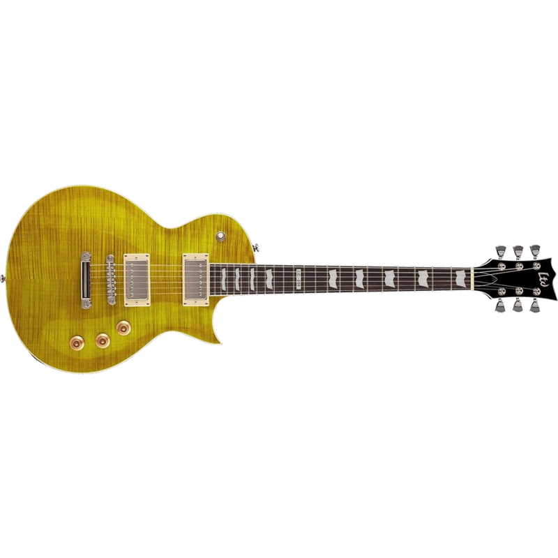 LTD Eclipse Vintage Natural Electric Guitar