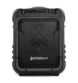 ECOXGEAR EXPLR110 - ECOXPLORER SPEAKER BLACKIP67 W/SIRI AND OK GOOGLE