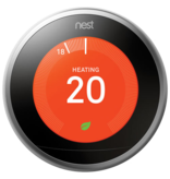 Google NEST 3rd Generation Wi-Fi Smart Learning Thermostat