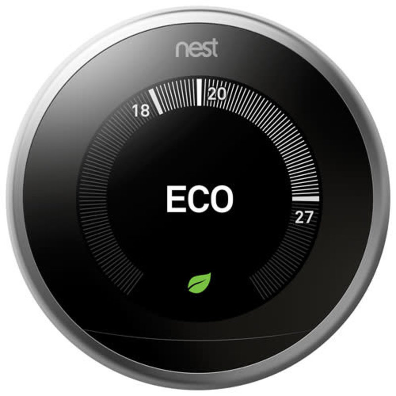 NEST 3rd Generation Wi-Fi Smart Learning Thermostat