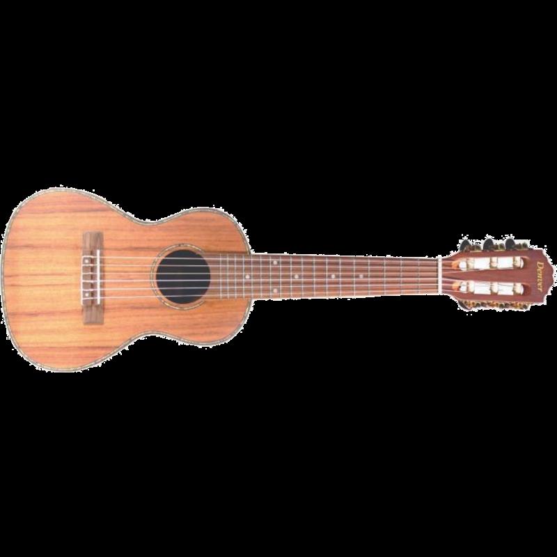 UKG-28AC - Guitalele 6-string Ukulele w/bag