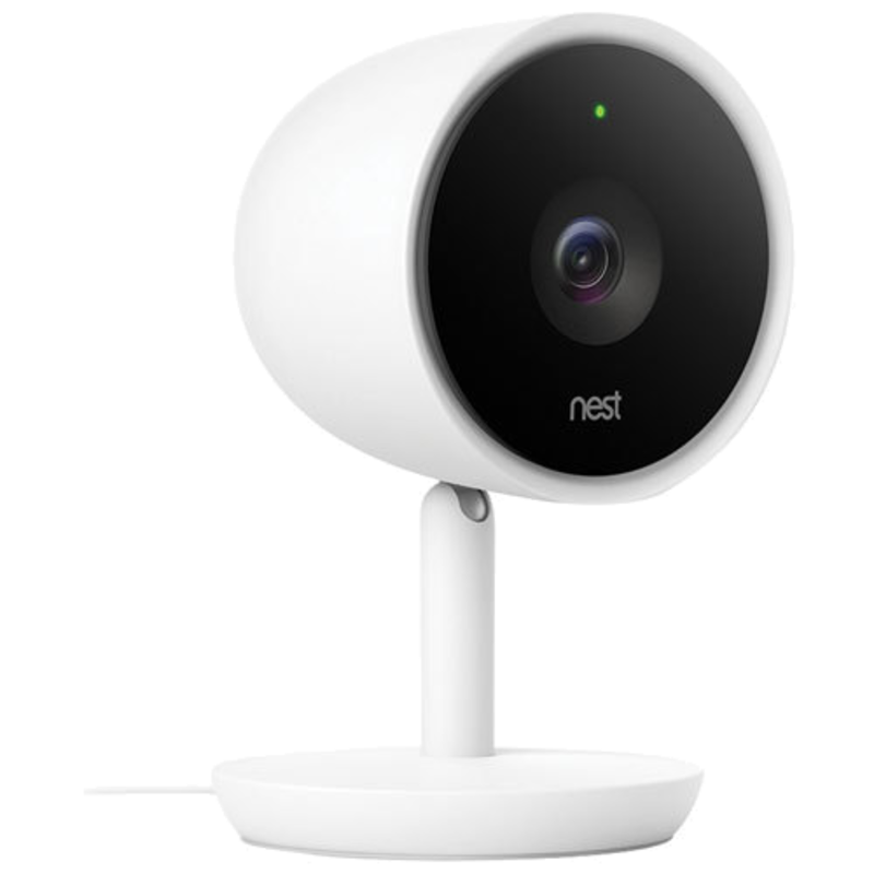 Cam IQ Wi-Fi Indoor 1080p IP Camera