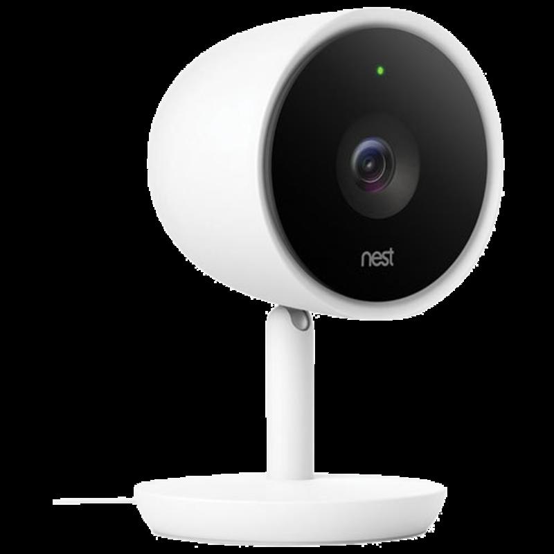 Nest Cam IQ Wi-Fi Indoor 1080p IP Camera