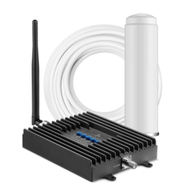 SureCall Fusion4Home 3.0 3G/LTE Omni In-Building Signal Booster Whip Kit
