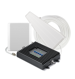 SureCall Fusion4Home 3.0 3G/LTE Directional In-Building Signal Booster panel Kit