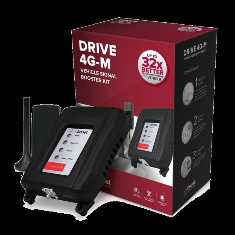 Weboost 4G-M LTE Drive Kit