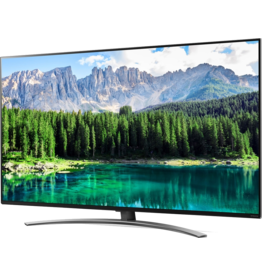 LG 55SM86 - 55-in. 4K HDR NanoCell LED UHD TV w/ AI ThinQ