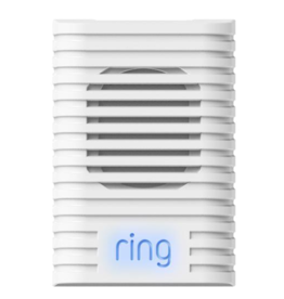 RING Ring Chime - Hear your doorbell from any room