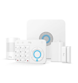 RING Ring Alarm Wireless Security System Starter Kit