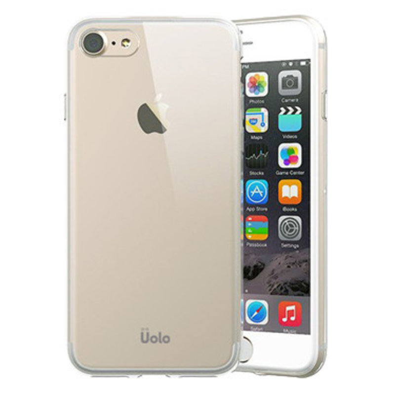 Soul Case iPhone 7/8/SE(2020) Clear