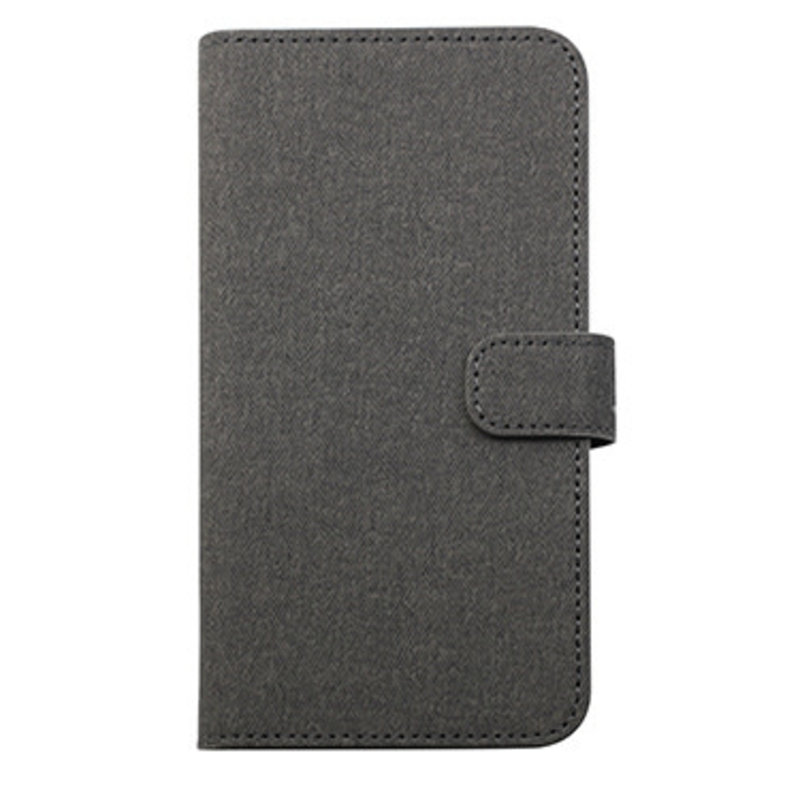 Folio wallet case, iPhone XR, Grey