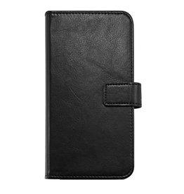 Uolo Folio wallet case, iPhone XR, Black