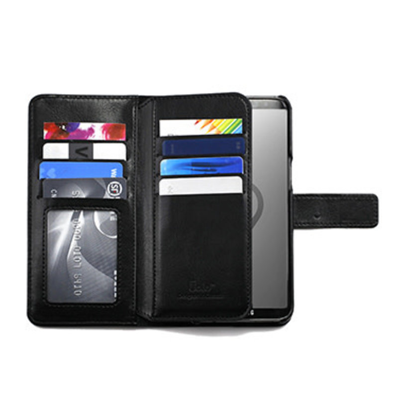 Folio Wallet Case, Samsung Galaxy S9, Black