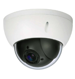 Dahua 2MP IP Network 4X Vandal Dome PTZ Security Camera