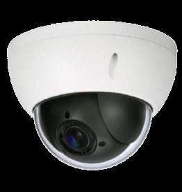 Dahua 2MP IP Network 4X Vandal Dome PTZ Security Camera